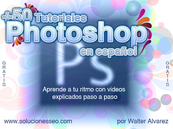 50 videotutoriales para aprender photoshop desde cero for Aprender a cocinar desde cero pdf